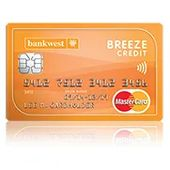 Bankwest Breeze Classic Mastercard