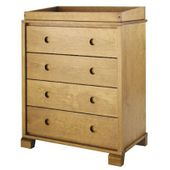 KingParrot 4 Drawer Chest with Change Tray