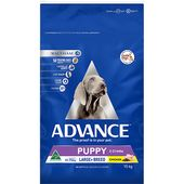 Advance Puppy Growth Large+ Breed Dry Dog Food - Chicken