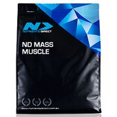 Nutrients Direct ND Mass Muscle