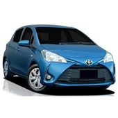 Toyota Yaris NCP130R / NCP131R SX Auto