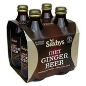 Saxbys Ginger Beer