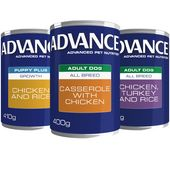Advance Premium Wet Dog Food in a Can