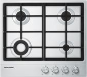 Fisher & Paykel 60cm Gas on Steel CG604DX1