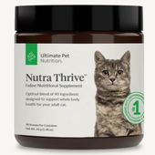 Ultimate Pet Nutrition Nutra Thrive for Cats