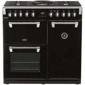 Belling Richmond Deluxe 90cm Dual Fuel Range BRD900DF
