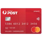 Australia Post Everyday Mastercard