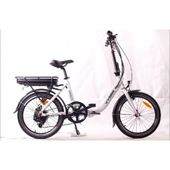 Vyron Nimbus 2.0 Lightweight Electric Folding Bike