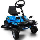 "Bushranger BRUROB7101 72V Battery Powered 30"" Ride On Mower"