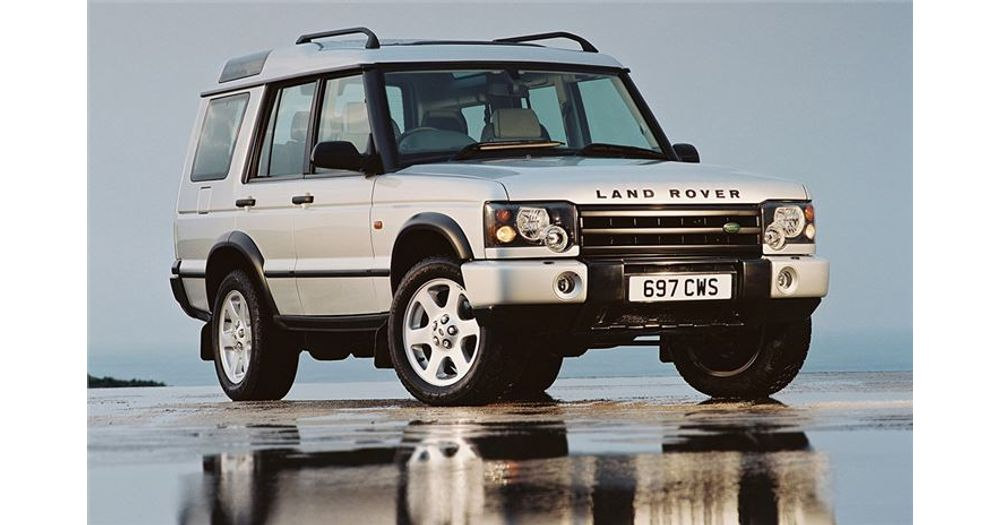Land Rover Discovery 2 1999 2004 Productreview Com Au