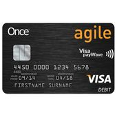 Once Credit Card Agile Card