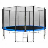 Breeze Trampolines Spring Trampoline 16ft