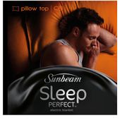 Sunbeam SleepPerfect Queen Pillowtop BL5551