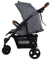 Childcare Jax V2 3 Wheel Stroller Charcoal