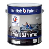 British Paints Ceiling Paint & Prime Ceiling Flat