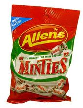 Nestle Allens Minties