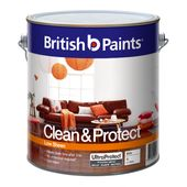 British Paints Clean Protect