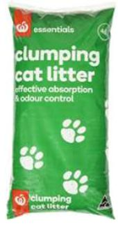 Woolworths Clumping Cat Litter