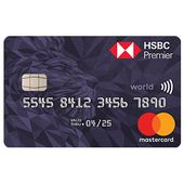 HSBC Premier World Mastercard - HSBC Rewards Plus