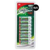 ALDI Activ Energy Rechargeable Batteries