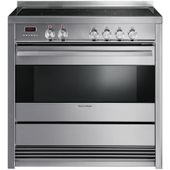 Fisher & Paykel 90cm Freestanding Induction OR90SDBSIX2