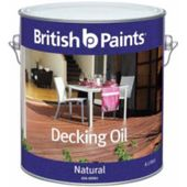 British Paints Decking Oil