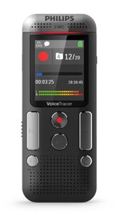 Philips VoiceTracer Audio Recorder DVT2510