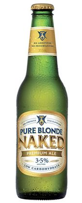 Pure Blonde Naked