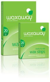Waxaway Ready to Use Wax Strips