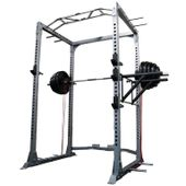 Force USA Power Rack with Band Attachments