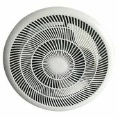 Heller 250mm Bathroom Exhaust Fan HBEF250W