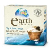 Earth Choice 2x Ultra Concentrate Laundry Powder