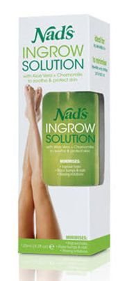 Nad's Hair Removal Ingrow Solution