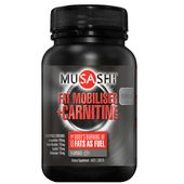 Musashi Fat Metaboliser + with Carnitine