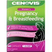 Cenovis Pregnancy & Breastfeeding Formula