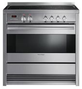 Fisher & Paykel 90cm Pyrolytic Induction OR90SDBSIPX1