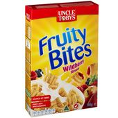 Uncle Tobys Fruity Bites Wildberry Cereal