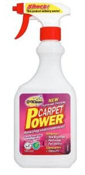 OzKleen Carpet Power
