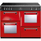 Belling Richmond Deluxe 110cm Induction Range BRD1100IRE (Red)