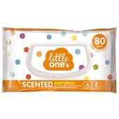 Little One's Scented Baby Wipes