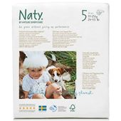 Naty Eco Nappies Size 5 Junior