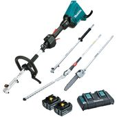 Makita DUX60PSHPT2 36V Cordless Multi Function Power Head Combo Kit