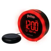 Oricom WNS80 Wake 'N' Shake Loud Alarm Clock with Shaker