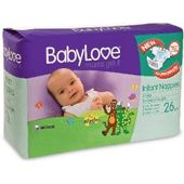 Babylove Poo-Poo Pouch
