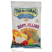 The Natural Confectionery Co. Soft Jellies Fruit Salad