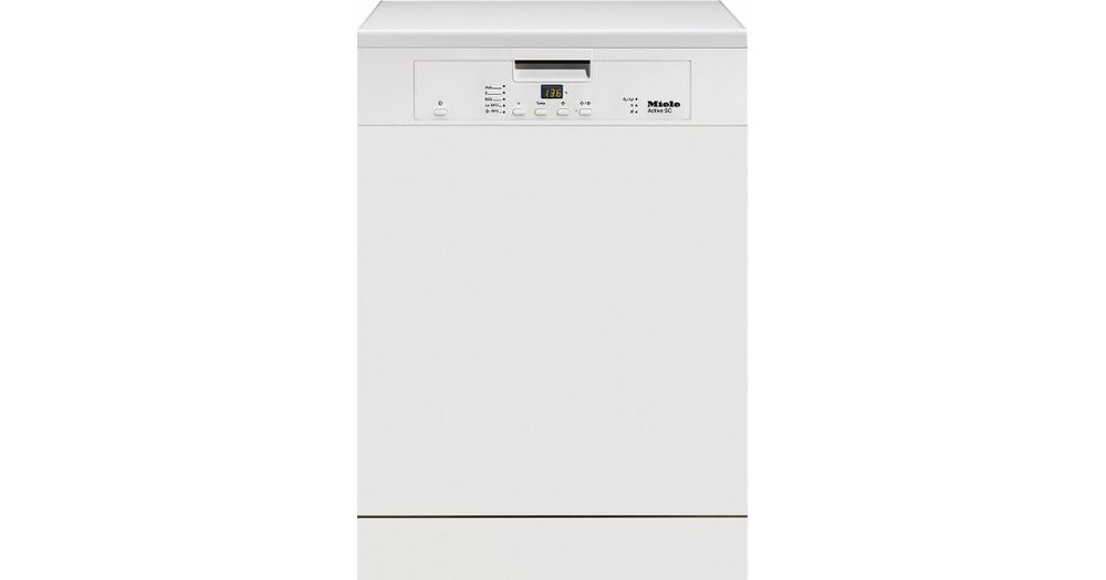 Miele Dishwasher Reviews >> G 4203 Sc Active White Freestanding