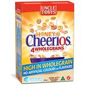 Uncle Tobys Cheerios