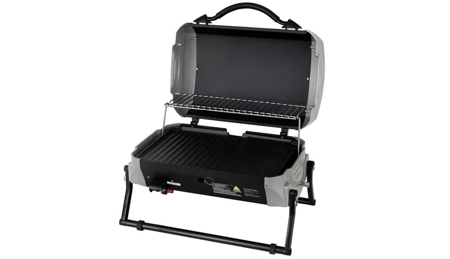 Gasmate Voyager Portable Gas Bbq Review cruiser bbq