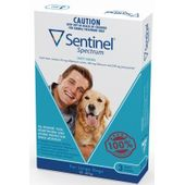Sentinel Spectrum Blue (Large Dog)