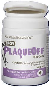 Troy PlaqueOff for Cats and Dogs